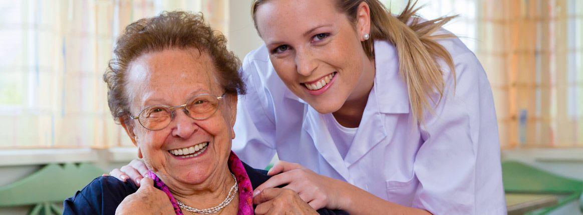ambulant betreuen & pflegen <br> Lucia Löbbing - Diplom-Pflegewirtin